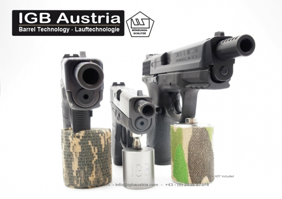 Smith & Wesson MP9, IGB Austria